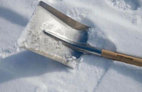 snöskottning